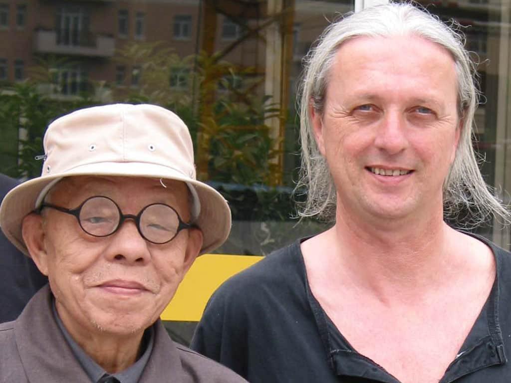 Dr Xie en Max