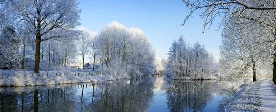 Winter, tijd van stilte